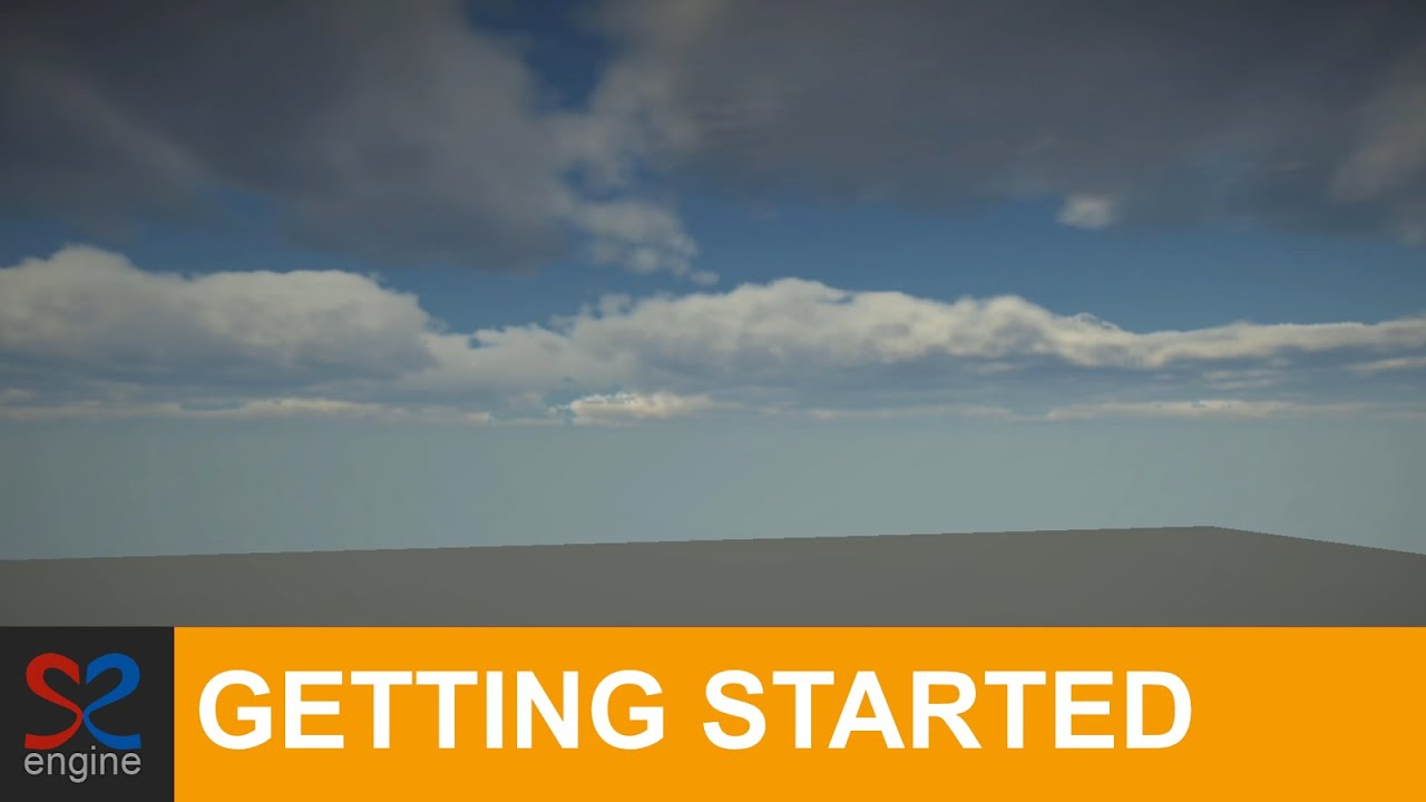 GETTING STARTED: First Person part 1