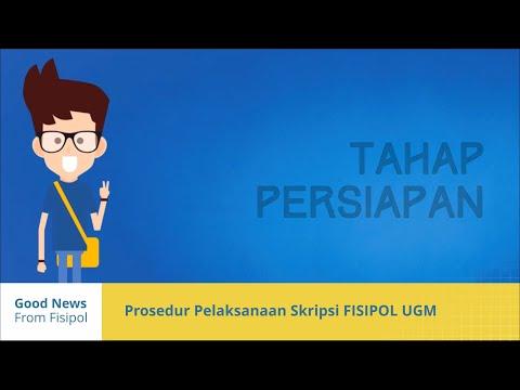 Prosedur Pelaksanaan Skripsi FISIPOL UGM
