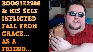 A Friend Betrays Boogie2988: Why His Fans Turned On Him (Wasn't Video Games)