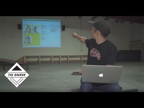 The Boardr Live: Action Sports Skateboarding Scoring System Full Demo