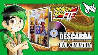 Dragon Ball AF (el DVD) - Descargar ISO [MEGA / MEDIAFIRE] | Crono