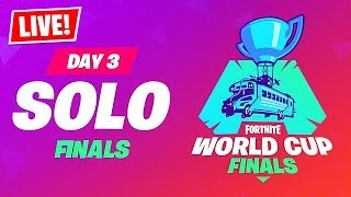SEASON 10 TEASER!! Fortnite WORLD CUP LIVE Solo Finals! ($30,000,000)