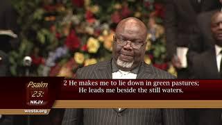 Bishop T.D. Jakes – Let It Go