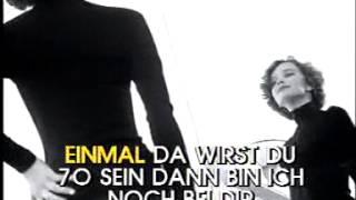 DU KANNST NICHT IMMER 17 SEIN - Chris Roberts (Karaoke)