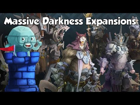 Massive Darkness: Ratlings Enemy Box with Sam Healey