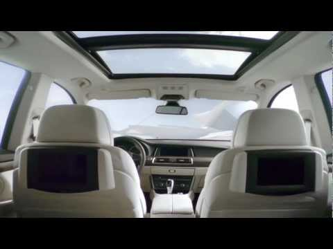 BMW 5 Series Gran Turismo - Designer's Perspective