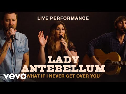 """Lady Antebellum - """"What If I Never Get Over You"""" Live Performance 