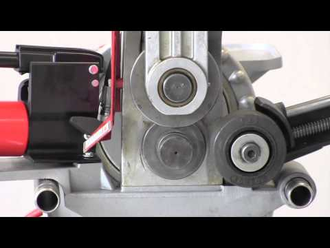 Product Overview - 918 Roll Groover