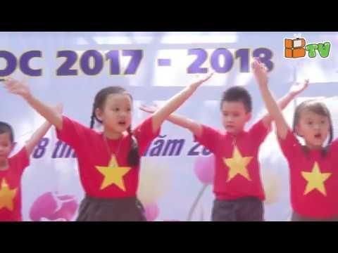 Lễ Bế Giảng Mầm Non 2017 - 2018: Múa Việt Nam Ơi! - Lớp Doremom 1