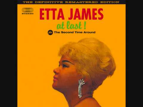 Etta James - At Last (HQ) - Yogadoors
