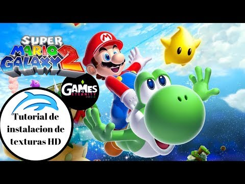 Dolphin Super Mario Galaxy 2 60fps 1080p - смотреть онлайн
