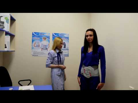 Тренажер для лечения сколиоза позвоночника