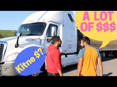 , title : 'Story & Salary of an Indian Truck Driver in Canada!