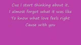 With You By Jessica Simpson *With Lyrics*