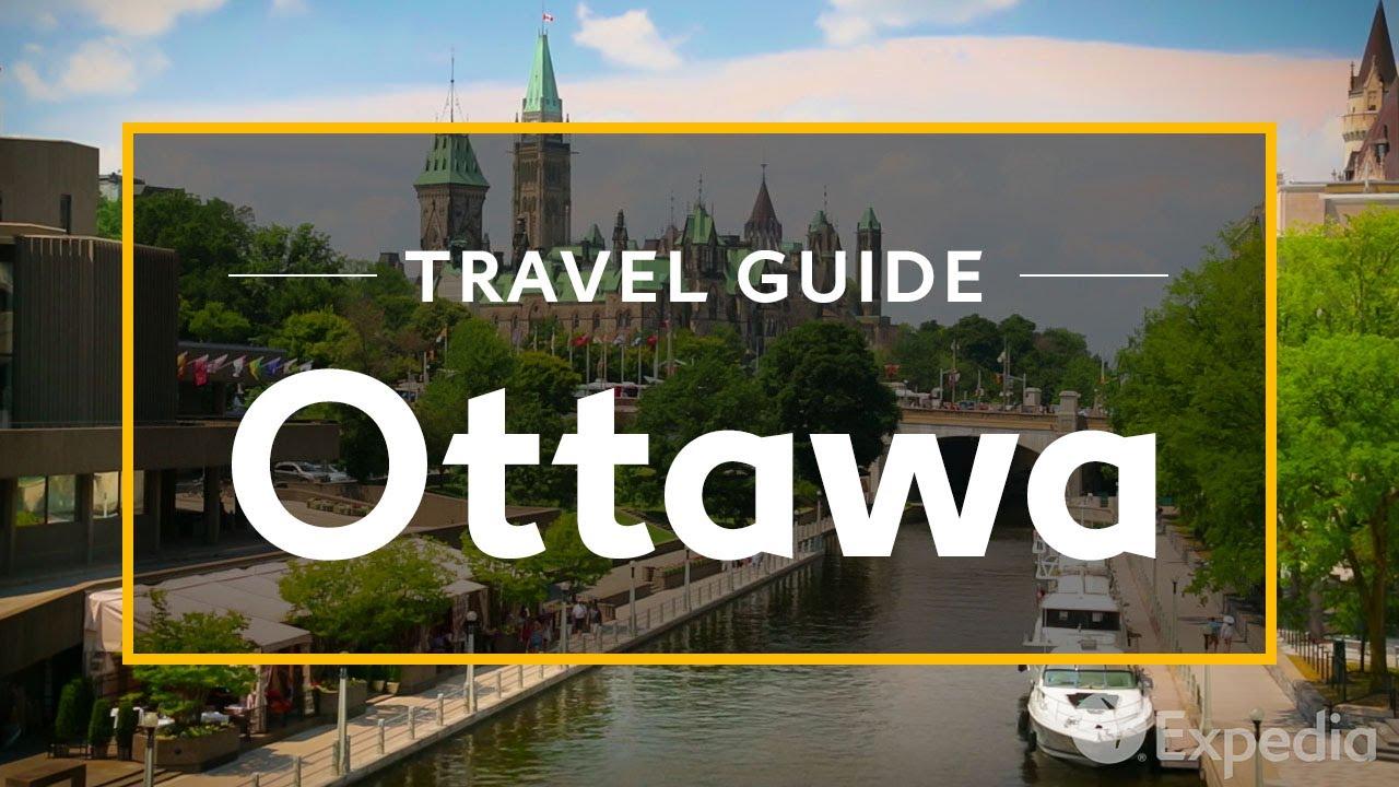عاصمة كندا مدينه اتاوا