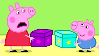 Peppa Pig Official Channel | Peppa Pig's Secret Box!