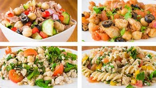 4 High Protein Meals For Weight Loss