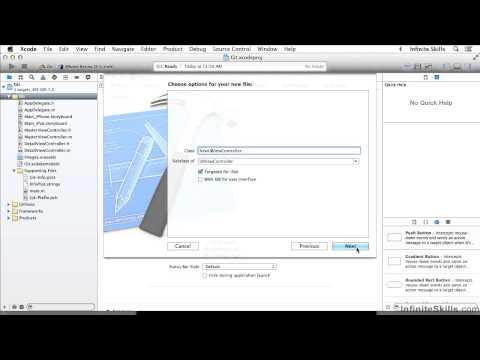 Objective-C Programming Tutorial | Using A Git Repository