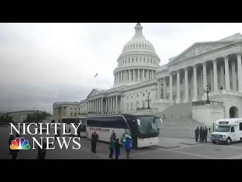Entire US Senate Goes To White House For North Korea Briefing | NBC Nightly News