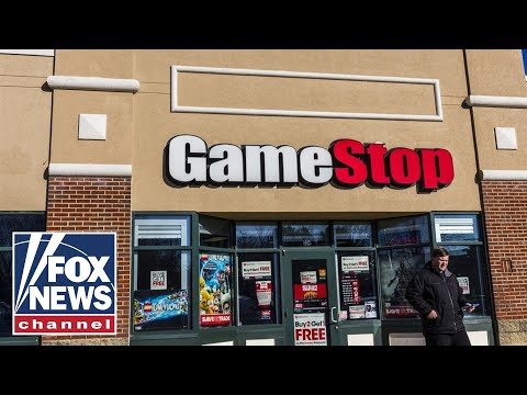 GameStop valuation tops $24B after internet-hyped surge