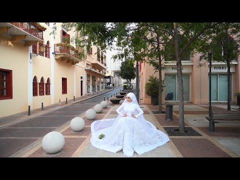 Βυρητός: Νύφη φωτογραφίζεται λίγο πριν την έκρηξη