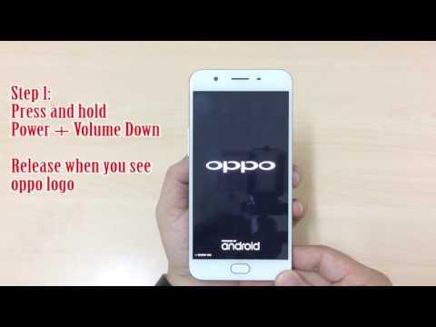 Download Xóa mật khẩu màn hình OPPO A39 (Neo 9s) - Hard reset OPPO