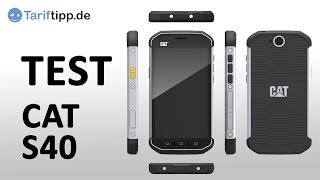 CAT S40 | Test deutsch