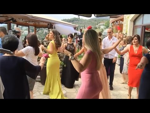 Dasma Shqiptare 2017 - New HD D. Ne Kalan e Ulqinit - Ismet Aloshi Band Kontakt: +38269554737