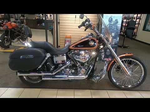 2008 Harley-Davidson Wide Glide FXDWG
