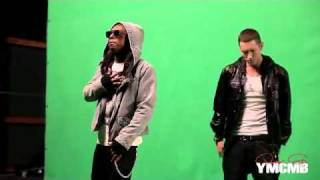 Eminem - No Love (BEHIND THE SCENES)