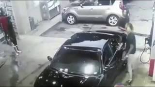 Jokes Leaked Audio From Atlanta Gas Station Shooting