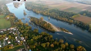 Vol en ULM Pendulaire - Les Chateaux de la Loire