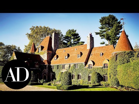 Inside Tommy Hilfiger's Connecticut Castle in 360° | Architectural Digest