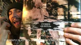 Vital Vinyl Vlog/Collection Update : Evoken-Quietus