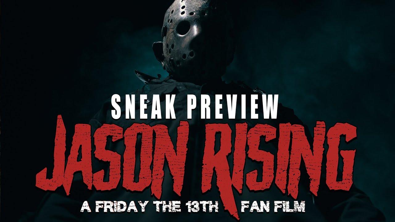 Jason Rising - Sneak Preview