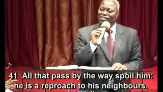 Download Video Pastor Kumuyi - Little Foxes Little Fire And Little Folly MP3 3GP MP4
