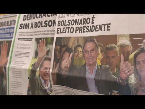 Eποχή Μπολσονάρο στη Βραζιλία