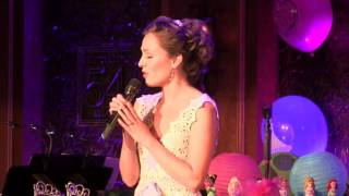 Laura Osnes & Zachary Levi - 'I See The Light' (The Broadway Princess Party)