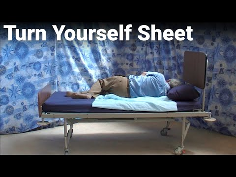 Turn Yourself Sheet Demonstration Video
