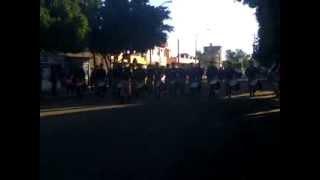 Banda De Guerra AGUILAS - MARCHA REGLAMENTARIA #21 COPA DE ORO/CARRUSEL