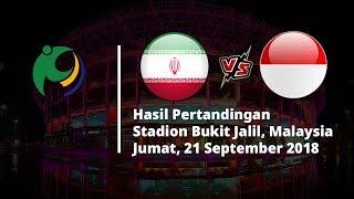 Hasil Pertandingan Indonesia Vs Iran Piala AFC U-16: Bagus-Bagas Bawa Garuda Menang