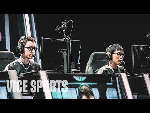 RIVALS: E-Sports' Oddest Rivalry – VICE World of Sports
