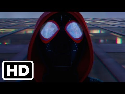 Spider-Man: Into The Spider-Verse Trailer (2018)