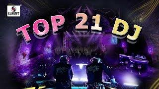 Gambar cover Top 21 DJ Marathi Songs - Jukebox - Sumeet Music