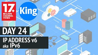 200-125 CCNA v3.0 | Day 24: IP Address V6 | Free CCNA, NetworKing