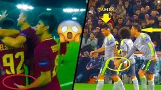 Download Video Football Stars touching Each others Butt (Featuring - Cristiano Ronaldo , James Rodriguez , Neymar ) MP3 3GP MP4