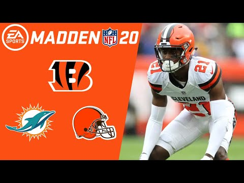 Madden NFL 20 PS4 Gameplay (Career Mode Ep.13)