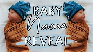 VERY UNIQUE HAWAIIAN NAME || Baby Name Reveal and Meaning