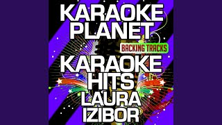 Don't Stay (Karaoke Version With Background Vocals) (Originally Performed By Laura Izibor)