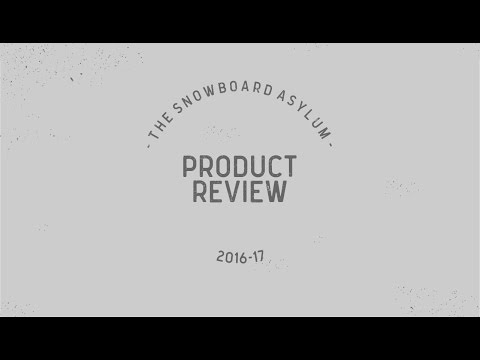 Nidecker Score 2016-17 Product Review